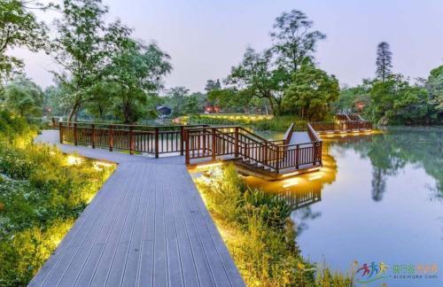 杭州西溪国家湿地公园租