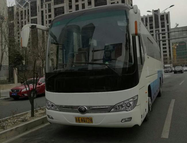 宇通大型客车55座