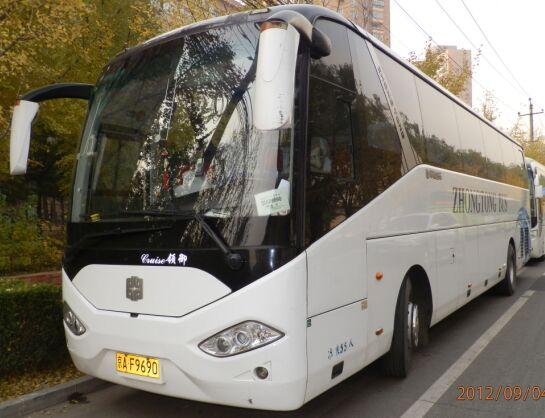 中通领域55座大客车租赁